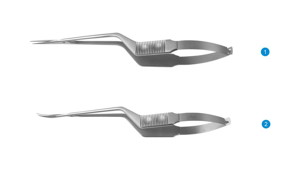 Ножницы микрохирургические